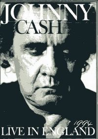 Cover Johnny Cash - Live In England 1994 [DVD]